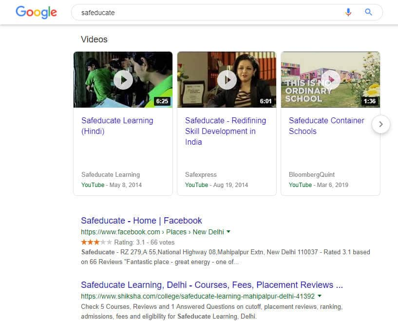safe-education-video-search-results
